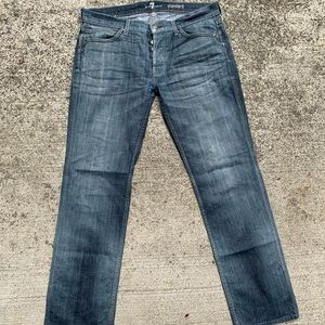 Men's 7 for all Man Kind Jeans